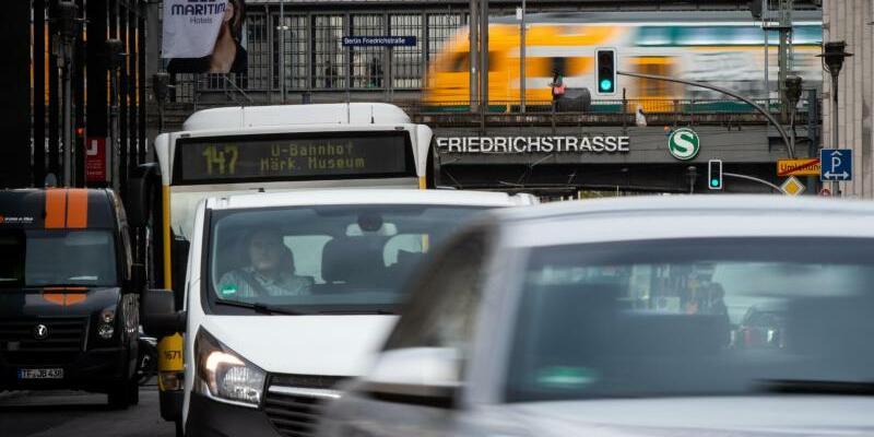 Stadtverkehr - Foto: Arne Immanuel Bänsch/Illustration