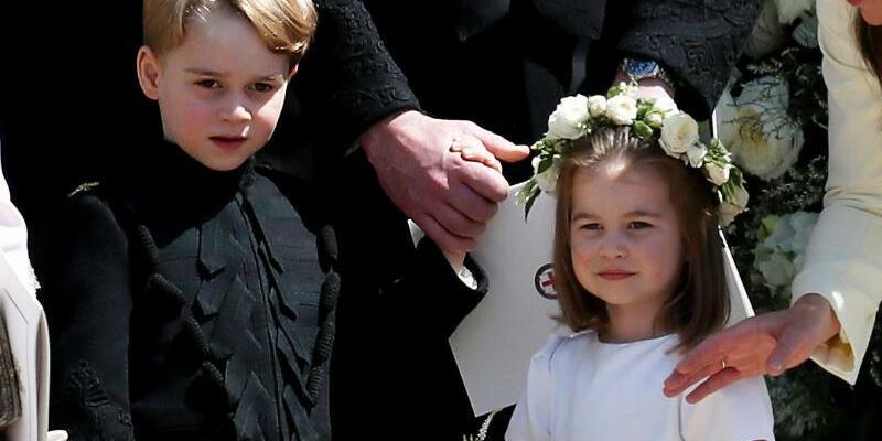 Prinz George und Prinzessin Charlotte - Foto: Jane Barlow