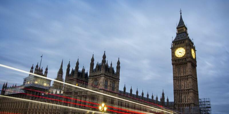 Westminster Palast - Foto: Andrew Mccaren/London News Pictures via ZUMA