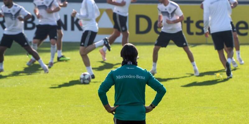 DFB-Training - Foto: Jens Büttner