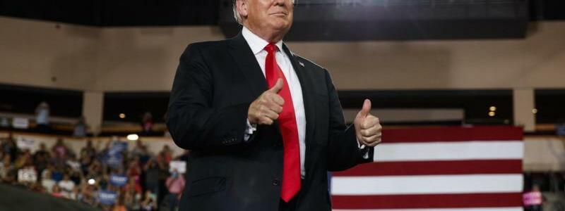 Donald Trump - Foto: Evan Vucci/AP