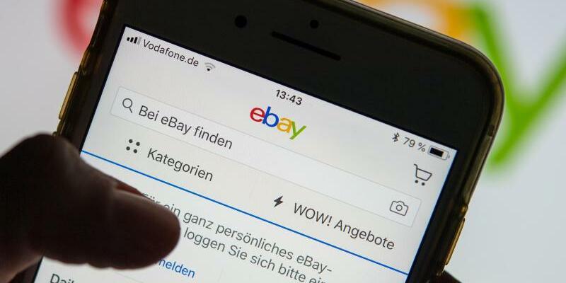 ebay - Foto: Monika Skolimowska/Illustration