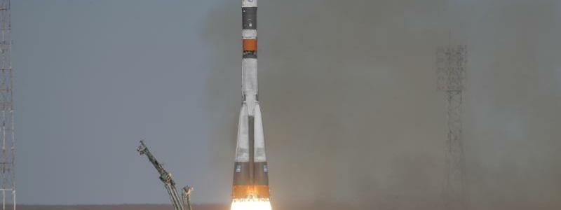 Sojus MS-10 - Foto: Dmitri Lovetsky/AP