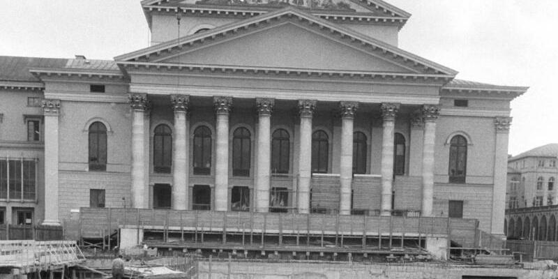 Bayerisches Nationaltheater - Foto: Klaus-Dieter Heirler