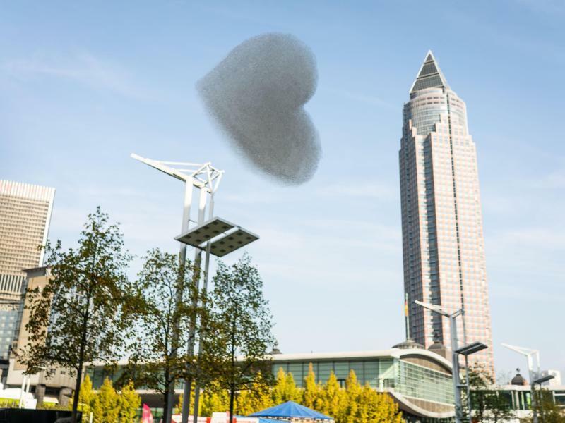 Love is in the air - Foto: Frank Rumpenhorst