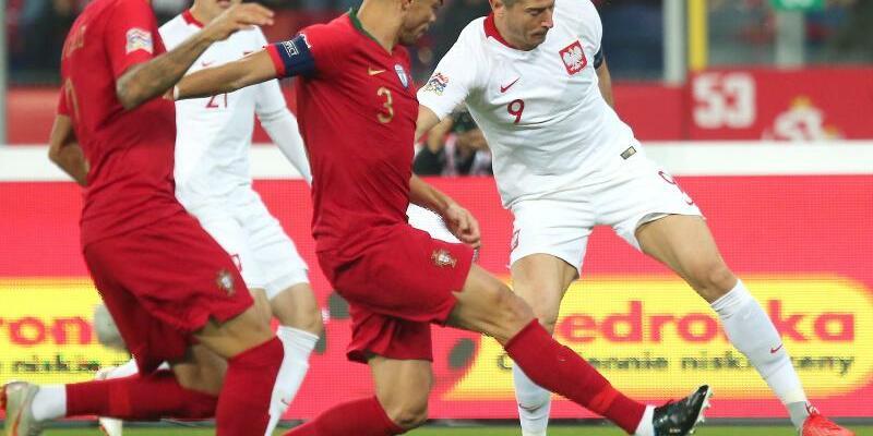 Polen - Portugal - Foto: Andrzej Grygiel/PAP