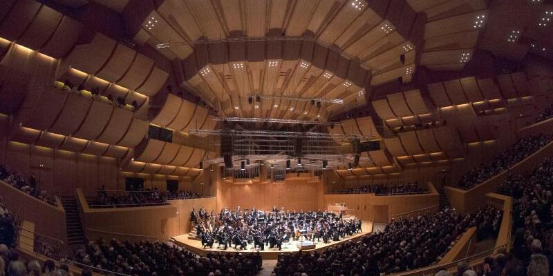 Münchner Philharmoniker - Foto: Felix Hörhager