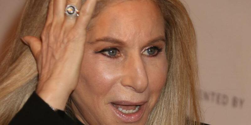 Barbra Streisand - Foto: Nancy Kaszerman