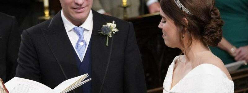Hochzeit von Prinzessin Eugenie - Foto: Danny Lawson