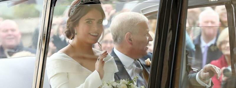 Hochzeit von Prinzessin Eugenie - Foto: Gareth Fuller