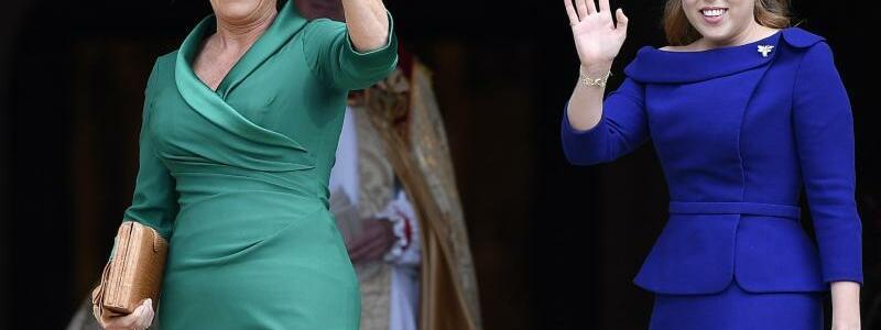 Hochzeit von Prinzessin Eugenie - Foto: Toby Melville