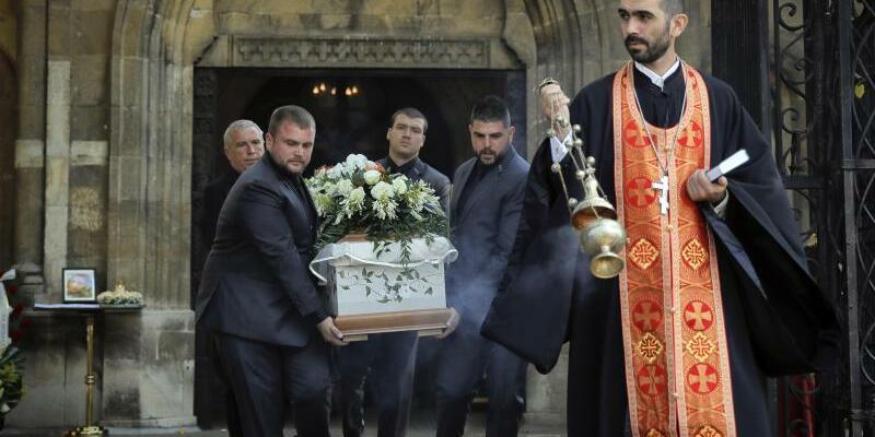 Beerdigung in Russe - Foto: Vadim Ghirda/AP