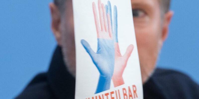 Bündnis «Unteilbar» - Foto: Paul Zinken