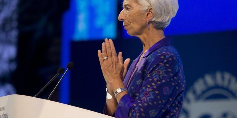 Christine Lagarde - Foto: Firdia Lisnawati/AP