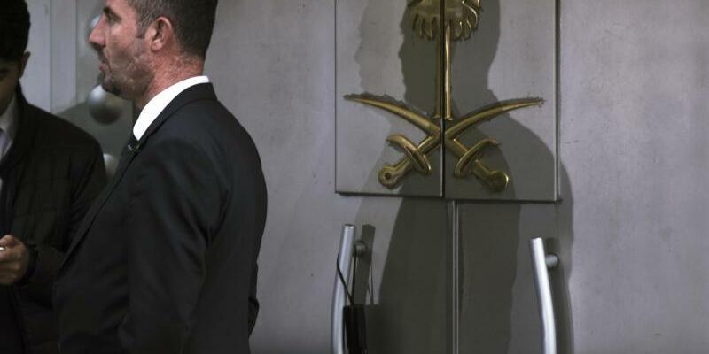 Saudi-arabisches Konsulat - Foto: Petros Giannakouris