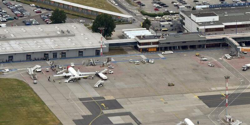 Flughafen Schönefeld - Foto: Bernd Settnik