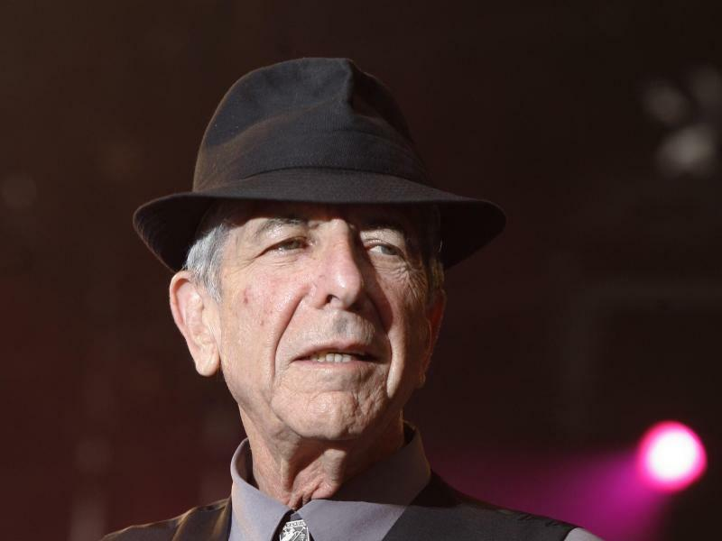 Leonard Cohen - Foto: Rolf Haid