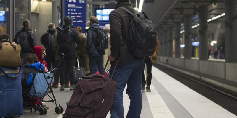 Berliner Hauptbahnhof - Foto: Paul Zinken