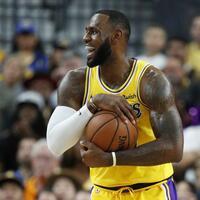 LeBron James - Foto: John Locher/AP