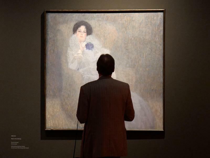 Gustav Klimt - Der Zauberer aus Wien - Foto: Peter Endig
