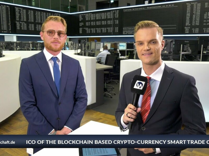 The Smart Trade Coin is a new crypto currency and it just started its pre sale phase. Investors can buy it right now with a discount. Customers can connect with our software directly to all the exchanges they are listed to. That's a very big benefit?, says CEO Daan van Koelen. Watch the video for more details. - Foto: anlegerverlag.de