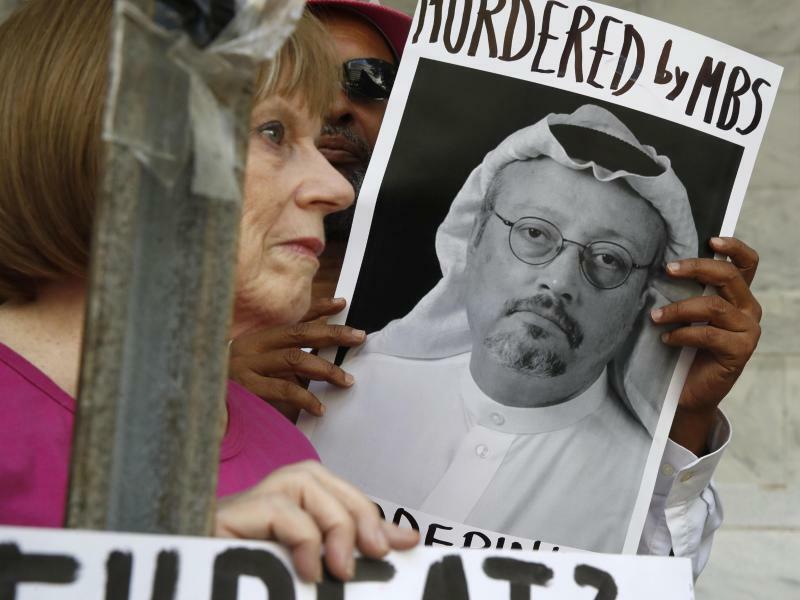 Vermisster Journalist Chaschukdschi - Foto: Jacquelyn Martin/AP