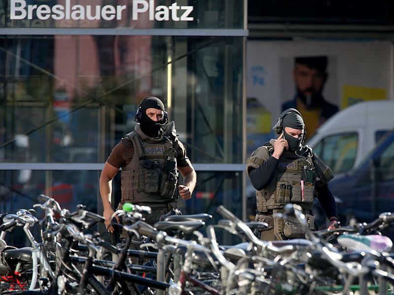 Einsatz in Köln - Foto: Oliver Berg