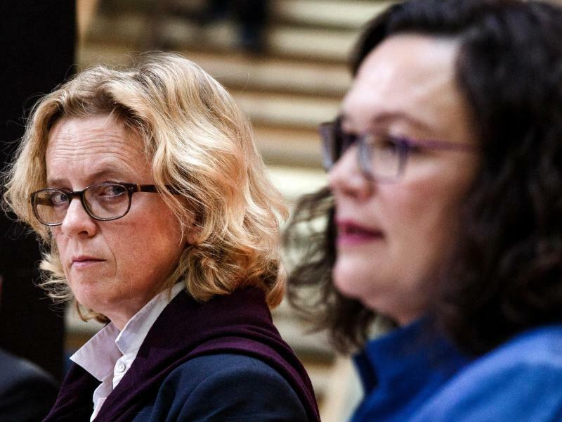 SPD - Foto: Carsten Koall