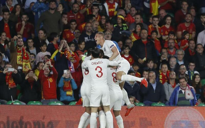 Spanien - England - Foto: Miguel Morenatti/AP