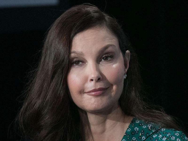 Ashley Judd - Foto: Javier Rojas/Prensa Internacional via ZUMA