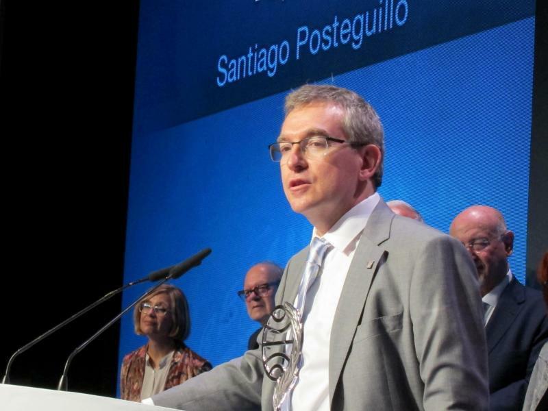 Santiago Posteguillo - Foto: Europa Press