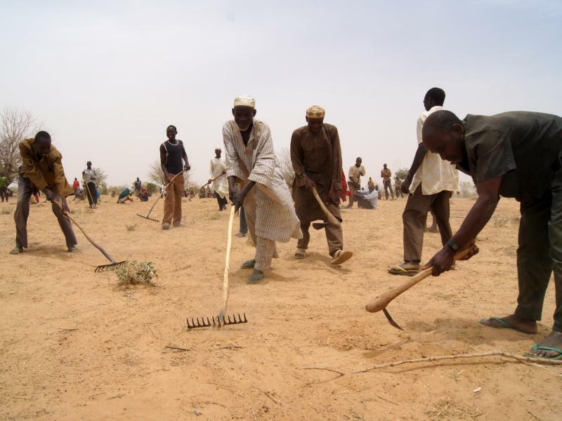Niger - Foto: Carola Frentzen/Archiv