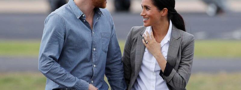 Prinz Harry und Meghan in Australien - Foto: Phil Noble