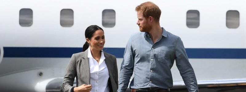 Prinz Harry und Meghan in Australien - Foto: Dean Lewins