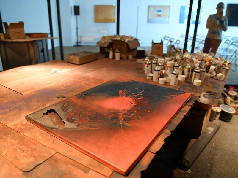 Feuer-Atelier - Foto: Henning Kaiser
