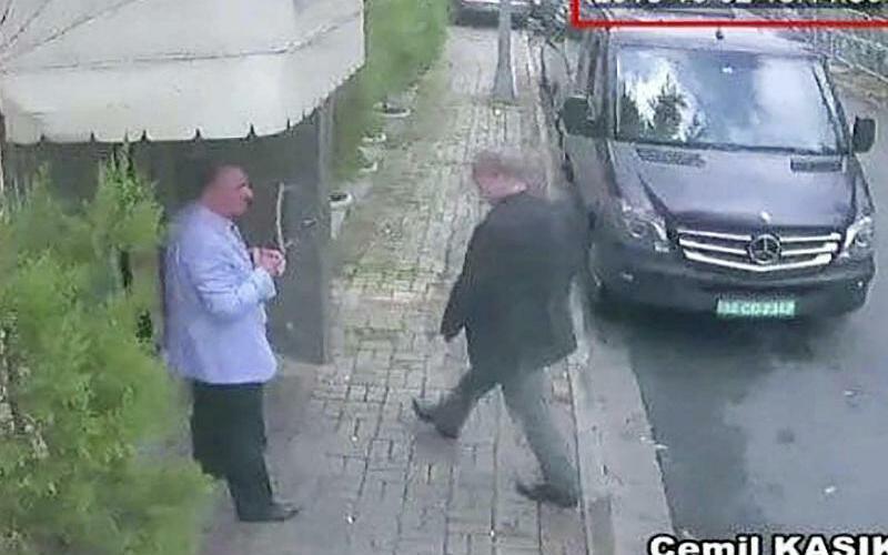 Jamal Khashoggi - Foto: CCTV via Hurriyet/AP