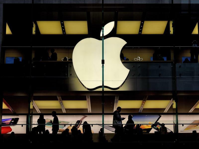 Apple - Foto: Paul Miller/EPA