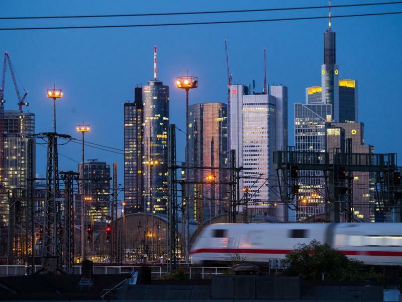 Hauptbahnhof Frankfurt - Foto: Andreas Arnold