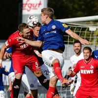 Holstein Kiel - 1. FC Köln - Foto: Frank Molter