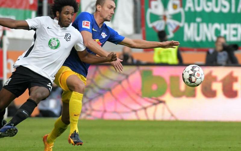 FC Augsburg - RB Leipzig - Foto: Stefan Puchner
