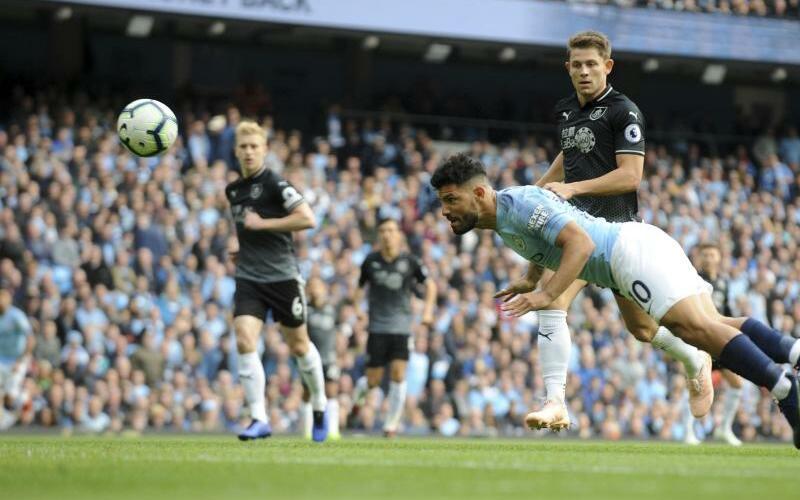 Manchester City - FC Burnley - Foto: Rui Vieira/AP
