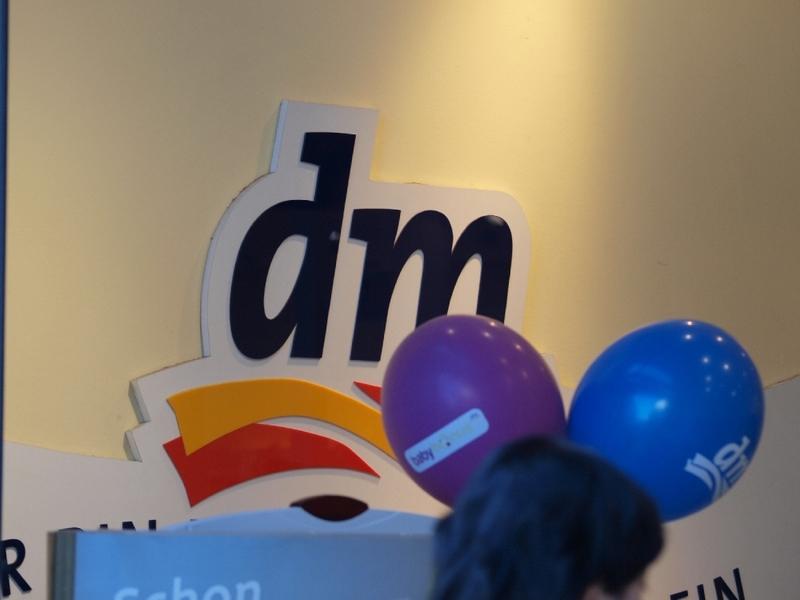 Drogeriemarkt dm - Foto: über dts Nachrichtenagentur