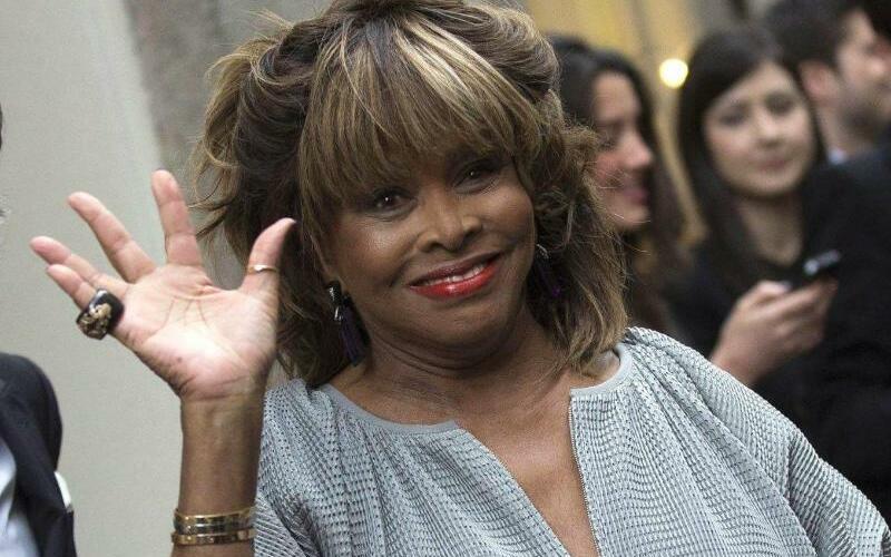 Tina Turner - Foto: Massimo Percossi/ANSA/Archiv