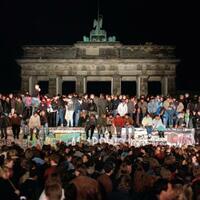 Berliner Mauer - Foto: Wolfgang Kumm