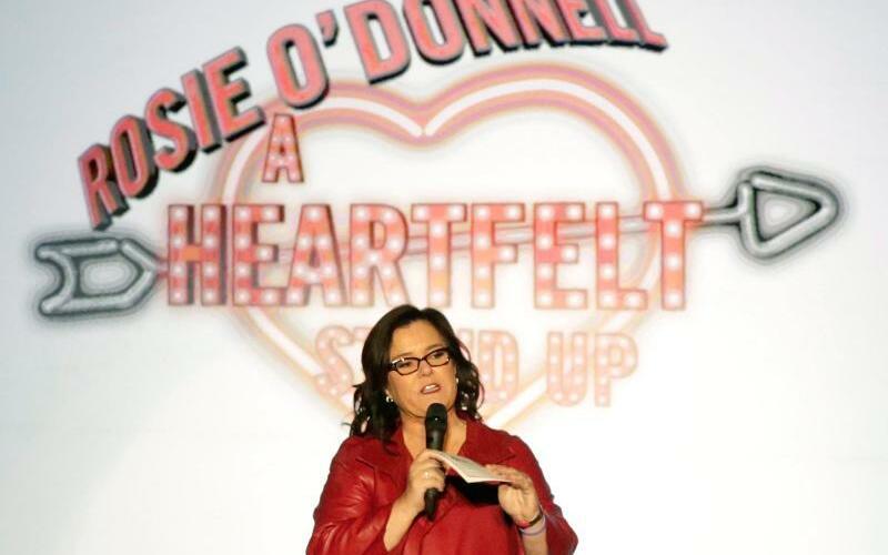 Rosie O'Donnell - Foto: Jason Szenes/EPA