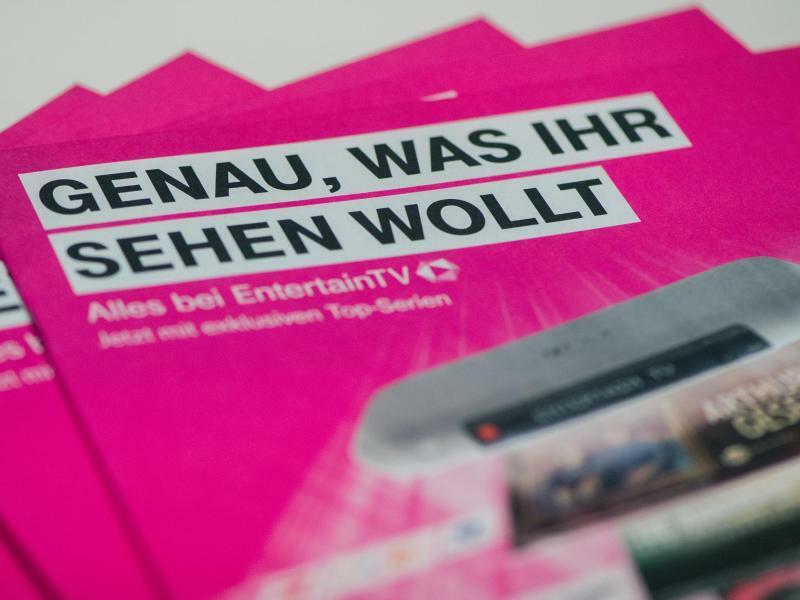 Telekom - Foto: Franziska Gabbert