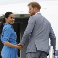 Harry & Meghan - Foto: Phil Nobel/Reuters/AP