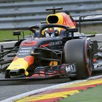 Daniel Ricciardo - Foto: G. V. Wijngaert/AP