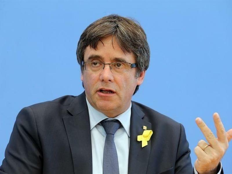 Puigdemont - Foto: Europa Press