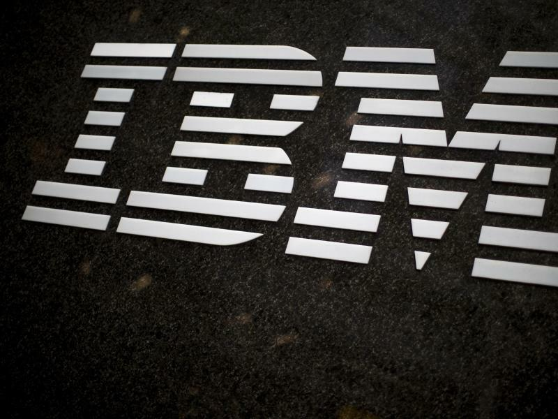 IBM - Foto: Mary Altaffer/AP